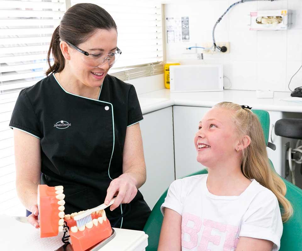 Child Dental Benefits Scheme - Jones Dental